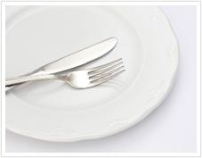食事による内側からのケア